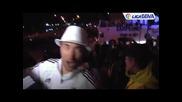 Връчването на Купата на Краля на Реал и празника по улиците на Мадрид