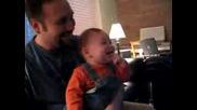 Бебе Се Смее На Wii