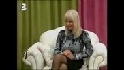 Деян Неделчев И Ани Върбанова-интервю с 4 песни в Канал 3-2011