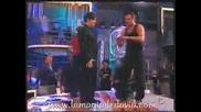 David Bisbal y David Bustamante - Лазени от Tarantula