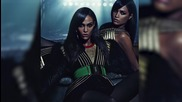 Kendall and Kylie Jenner Pose Together in Suggestive New Ad Campaign
