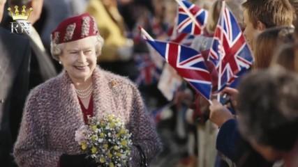 Животът на кралица Елизабет II от раждането до ден днешен