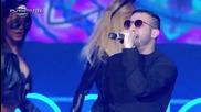 Илиян - Бау, мяу - 11 Годишни Музикални Награди 2012 - Full H D 1080p