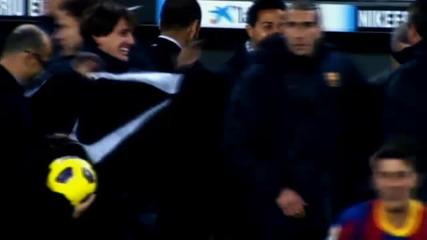 Fc Barcelona vs Real Madrid 2011 full version