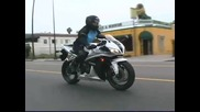 Throttle Jockey - Honda Cbr 600 - Rr vs. Kawasaki Zx - 6r