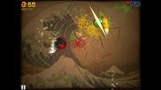 Fruit Ninja - My gameplay