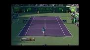 Давид Ферер на полуфинал в Маями