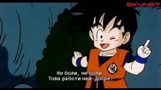 Dragon Ball Z - Сезон 1 - Епизод 10 bg sub