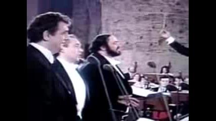 Тримата Тенори O Sole Mio 1990