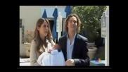 David Bisbal & Elena Tablada Presentan Su Hija A La Prensa / Miami 2010