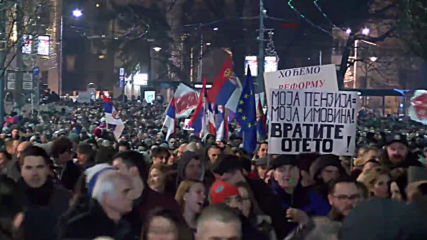 Serbia: Anti-government protests enter 11th week