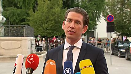 Austria: Co-operating with N Africa can stop migration - Kurz