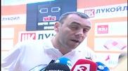 Стойков: Трябва да дадем шанс на българските треньори