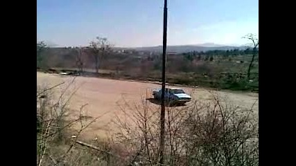 Дрифт Велико Търново 07.03.2010г