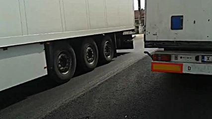 Пак не работят на Дунав Мост 2