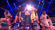 Sam Callahan sings Relight My Fire - Live Week 4 - The X Factor 2013