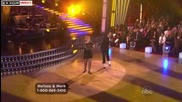 Dancing With The Stars Us - Чарлстон - Melissa & Mark