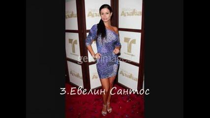 Лицето на Аналия - Красиви актриси(снимки)