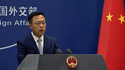 China: Beijing urges US authorities to 'thoroughly investigate' deadly drone strike in Kabul