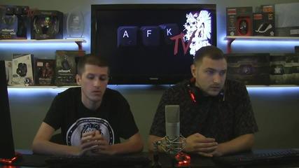 Интервю с капитана на отбора по Cs:go Headshotbg - spyleader - Afk Tv Еп. 33 част 2