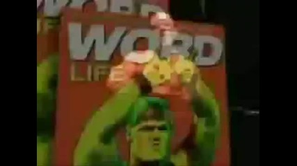 John Cena Basic Word Life