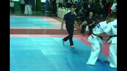 Petur Rusev European 2014