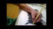 Fire Crew - Fbi Draw Speed Art [ by:vgk]
