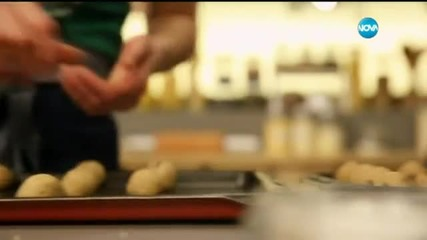 Орехови сладки и сока с маслини и печени зеленчуци - Бон Апети (25.03.2015)