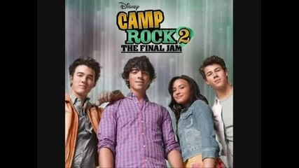 Nick Jonas - Introducing Me - Camp Rock 2 The Final Jam Full w Lyrics