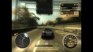 need for speed most wanted bmw m3 gtr - 385 km/h