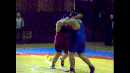 Мартин Минев(славия - 2009) срещу Йоан Цонев(юнак - Локомотов Русе)