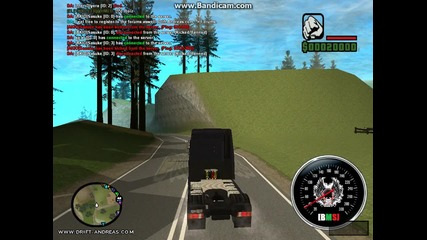 Samp Euro Trucks