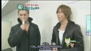 [mini Music Station] Yamapi & Jin 2009.11.20