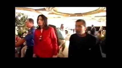 Животът на Michael Jackson част 3