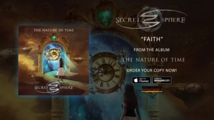 Secret Sphere - Faith ( Official Audio)
