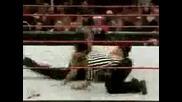 Armagedon - - Jeff Hardy Vs Triple H
