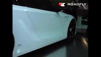 Toyota Ft - Hs Concept Car