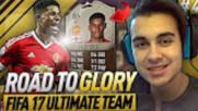 FIFA 17 ROAD TO GLORY 4 - MOVEMBER RASHFORD SAVED US - FIFA 17 ULTIMATE TEAM