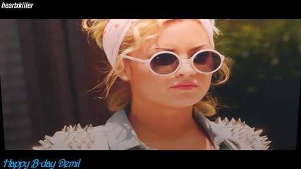 Happy Birthday Demi!