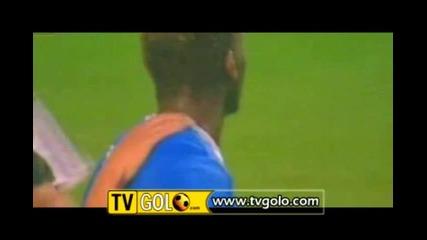 Лига Европа - Евертън 4:0 Оломоус