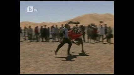Завърши най-тежкият маратон в Пустинията Сахара...!!!