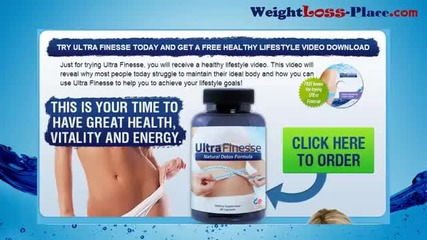 Ultra Finesse Review – Learn How To Have A Sexy Body With Ultra Finesse Detox Formula Free Trial