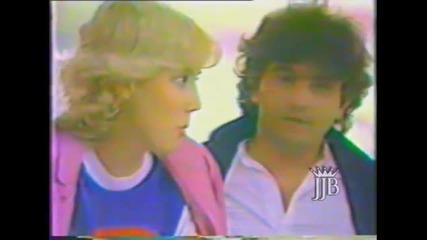Lepa Brena & Slatki Greh - Intervju, part 2, Mostar '83, www.jednajebrena_com