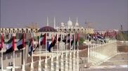 Най-наклонената кула на планетата - в Абу Даби - Планета Земя - Видео - - Bg Flash
