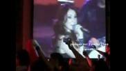Dulce Maria canta Irremediablemente People en Espanol