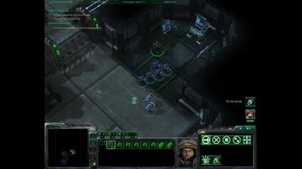 Starcraft 2 - Тайна Мисия ( Secret Mission ) Част 1