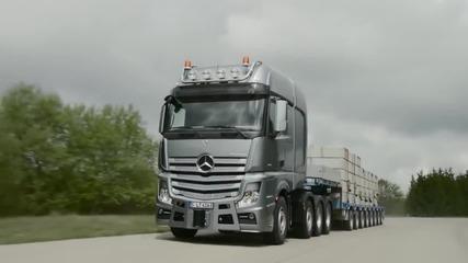 2015 Mercedes-benz Actros Slt