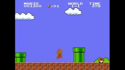 Super Mario - смешни звукови ефекти