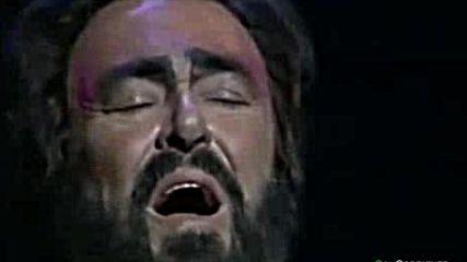 Luciano Pavarotti - E lucevan le stelle Tosca