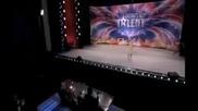 Баба Изумява Журито в Британско Реалити Шоу